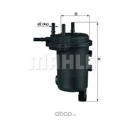 Топливный фильтр (Mahle/Knecht) KL632D