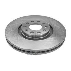 Тормозной диск (Meyle) 1155211083