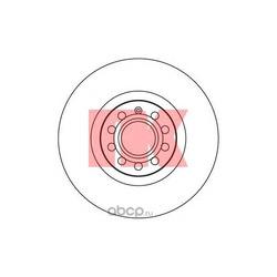 Диск тормозной пер. вент.NK (Nk) 2047107