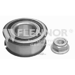 Комплект подшипника ступицы колеса (Flennor) FR790296