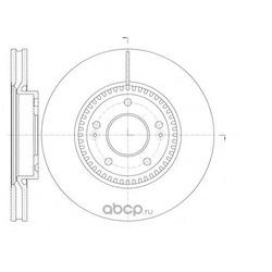 Купить передние тормозные диски Киа Спортейдж (Miles) K000222
