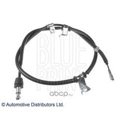 Трос, стояночная тормозная система (Blue Print) ADG046222