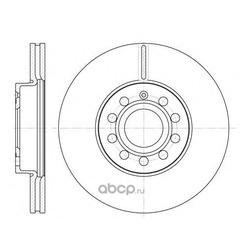 Тормозной диск (Remsa) 664810