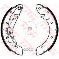 Комплект тормозных колодок (TRW/Lucas) GS8635