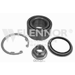 Комплект подшипника ступицы колеса (Flennor) FR930830