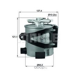 Топливный фильтр (Mahle/Knecht) KLH4425