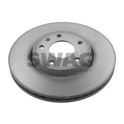 Тормозной диск (Swag) 40939190