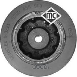 Ременный шкив (METALCAUCHO) 04577