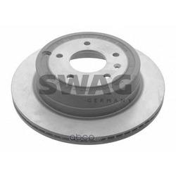 Тормозной диск (Swag) 89931430