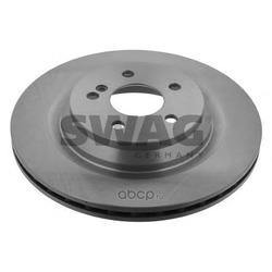 Тормозной диск (Swag) 10926405