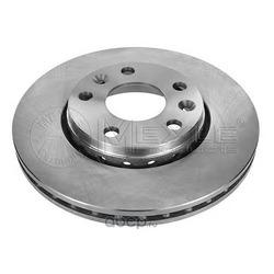 Тормозной диск (Meyle) 16155210019
