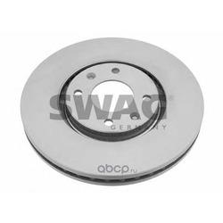 Тормозной диск (Swag) 64922923