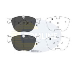 Ремонтный комплект тормозных накладок (Comline) CBP06003