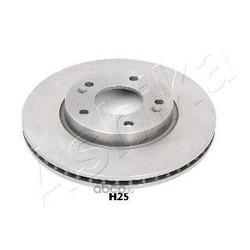 Тормозной диск (Ashika) 600HH25