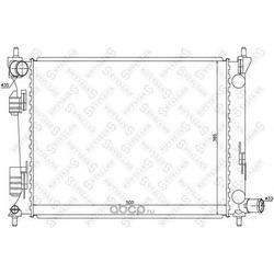 Радиатор (Stellox) 1026517SX