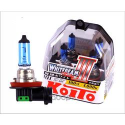 Лампа высокотемпературная Koito Whitebeam, комплект 2 шт. (KOITO) P0750W
