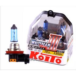 Лампа высокотемпературная Koito Whitebeam, комплект 2 шт. (KOITO) P0758W
