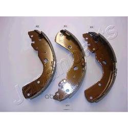 Комплект тормозных колодок (Japanparts) GF311AF