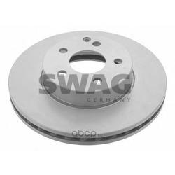 Тормозной диск (Swag) 10930550