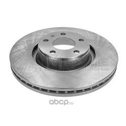 Тормозной диск (Meyle) 1155211098