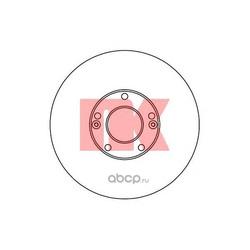 Тормозной диск (Nk) 203433