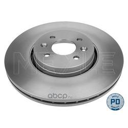 Тормозной диск (Meyle) 16155210038PD