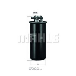 Топливный фильтр (Mahle/Knecht) KL454