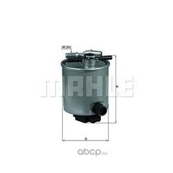 Топливный фильтр (Mahle/Knecht) KL44014