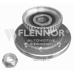 Комплект подшипника ступицы колеса (Flennor) FR791210