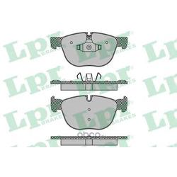 Комплект тормозных колодок, дисковый тормоз (Lpr) 05P1496