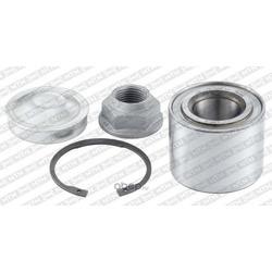 Комплект подшипника ступицы колеса (NTN-SNR) R155122