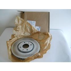 Диск тормозной передний вентилируемый (Peugeot-Citroen) 4249J6