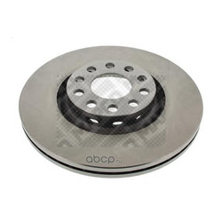 Тормозной диск (Mapco) 15885