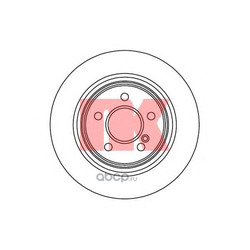 Тормозной диск (Nk) 2033105
