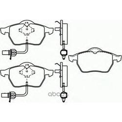 Колодки тормозные дисковые TEXTAR (Textar) 2193801
