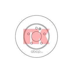 Диск тормозной пер. вент.NK (Nk) 203347