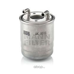 Фильтр топливный (MANN-FILTER) WK8016X