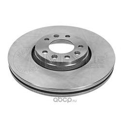 Тормозной диск (Meyle) 2155210032