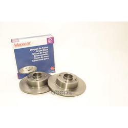 Тормозной диск (Klaxcar) 25835Z