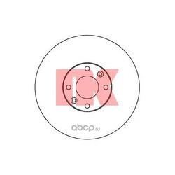 Тормозной диск (Nk) 203737