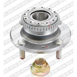 Комплект подшипника ступицы колеса (NTN-SNR) R18427
