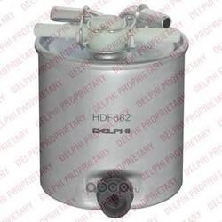 Топливный фильтр (Delphi) HDF582
