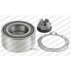 Комплект подшипника ступицы колеса (NTN-SNR) R155116