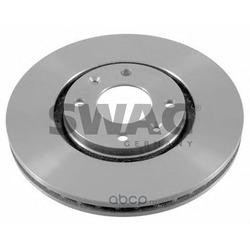 Тормозной диск (Swag) 62921121