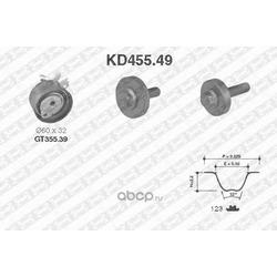Комплект ремня ГРМ (NTN-SNR) KD45549