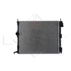 Радиатор, охлаждение двигателя (NRF) 53069