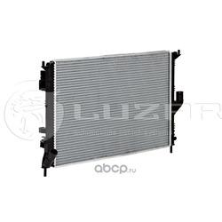 Радиатор охл. (Luzar) LRCRELO08139