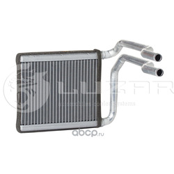 Радиатор отопителя (Luzar) LRH08L4