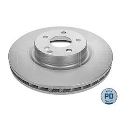 Тормозной диск (Meyle) 0835210004PD