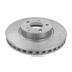 Тормозной диск (Meyle) 0155212100PD